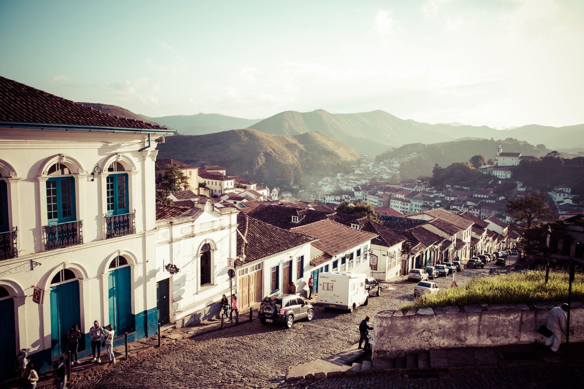 Las 10 ciudades coloniales más hermosas de Latinoamérica