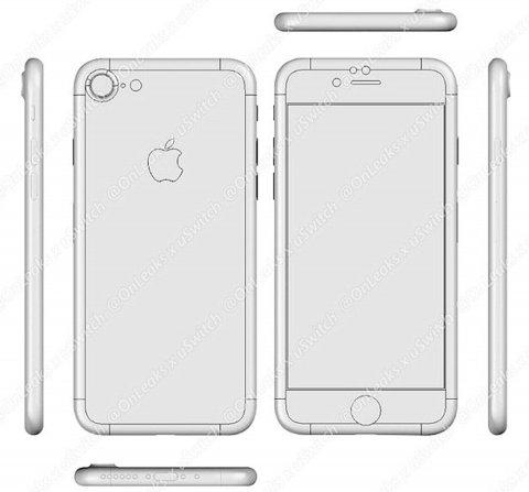 #Tecnología: se filtraron supuestas imágenes del Iphone 7