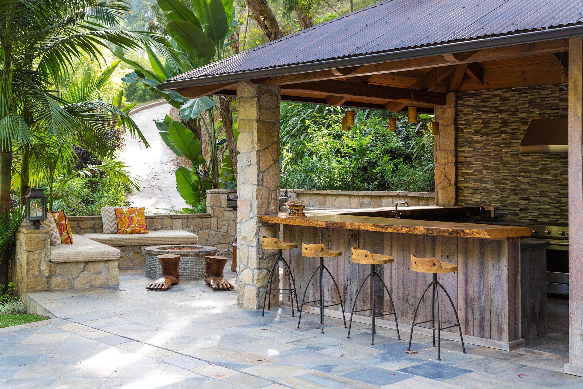 Jennifer Lopez podrá preparar deliciosasbarbecue para sus amigos, mientras disfrutan de un día al aire libre